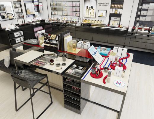 Die erste Boutique Chanel Beauté eröffnet im wunderschönen Hamburger Levantehaus ihre Pforten. Ein Paradies für Beautynistas.