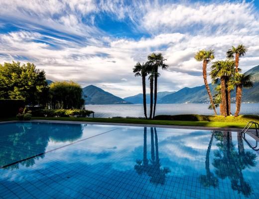 Next door Relax - für diese Pools mit Aussicht braucht man keine lange Anreise. Hier die Top-Adressen mit Panorama-Pool, Infinity-Pool oder Ladies-Spa!