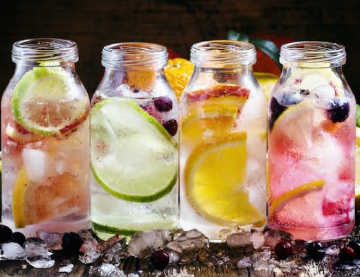 Sommerfood - Gesund essen für straffere Haut und weniger Falten auf marinajagemann.com