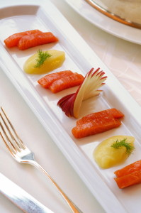 Palace Merano Food