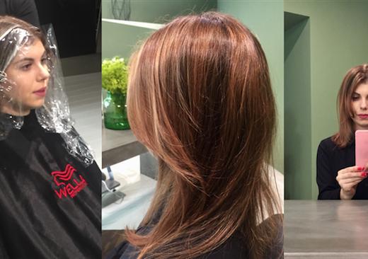 """Haarfarben, die mitwachsen und super natürlich aussehen. """"Bright Contouring"""" nennt sich diese Methode, die wir getestet haben."""