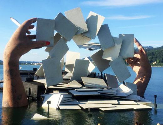 sculpture and relax, kulturhaus bregenz, marina jagemann