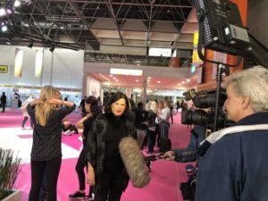 New Experience, Interview als Anti-Aging Expertin mit dem WDR, Marina Jagemann