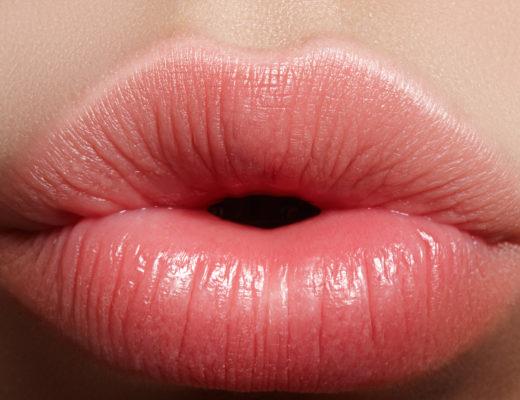 Schöne, volle Lippen, Marina Jagemann