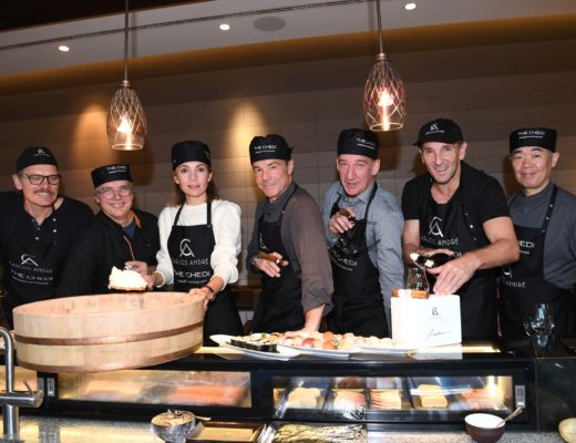 Marina Jagemann, Cooking Event, Sushi, Luxushotel, Kochkurs, The Chedi