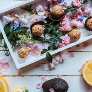 Eßbare Blüten machen jedes Essen schöner