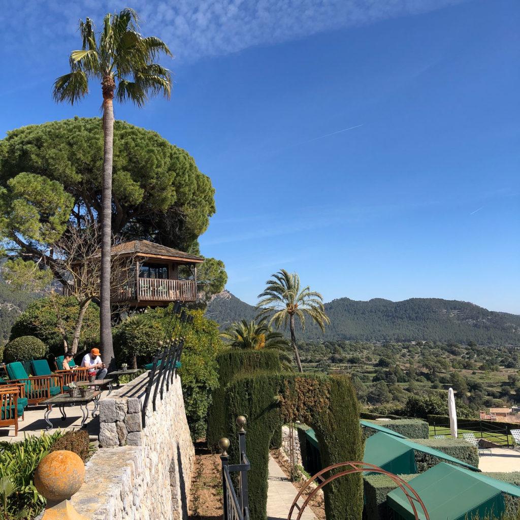 Luxus Urlaub in Mallorca - Ich konnte mich an der Aussicht kaum satt sehen!