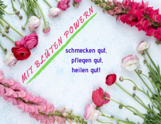 Essbare Blüten - Freude auf den teller zaubern