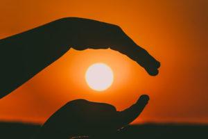Weißer Hautkrebs heilen mit Sonnenlicht