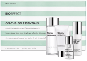 On the go Essentials von Bioeffect