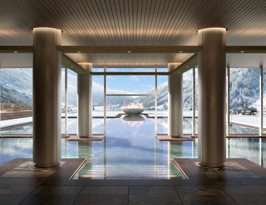 Green Glam im Lefay Resort & Spa Dolomiti