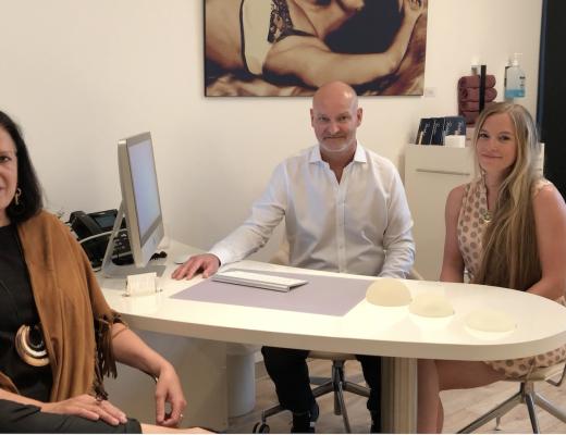 Im Gespräch: Dr. Jens Baetge, Marina Jagemann, Katrin Kaltwang