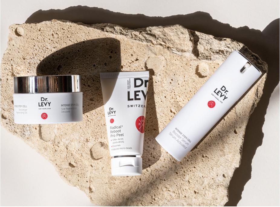 Stammzellen Kosmetik von Dr. Levy