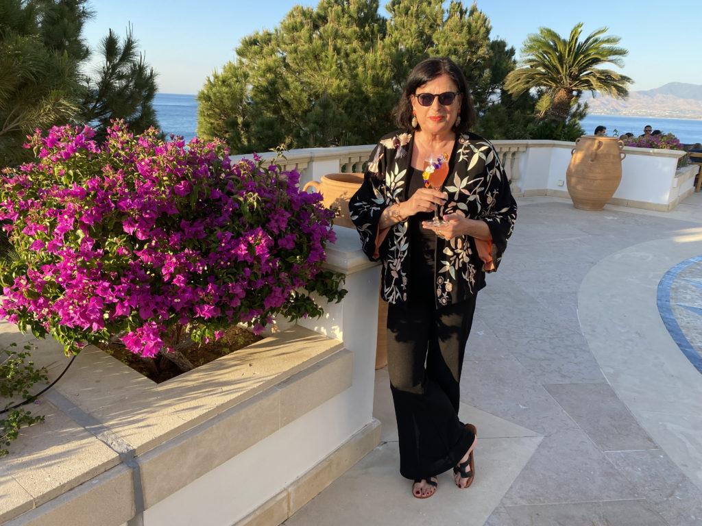 Marina Jagemann im Anassa Resort auf Zypern